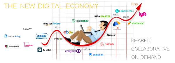 New Digital Economy banner